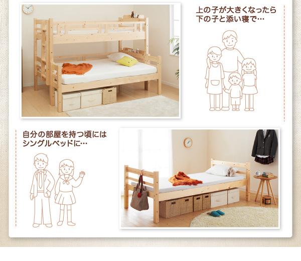 ... 二段ベッド【kinion】キニオン